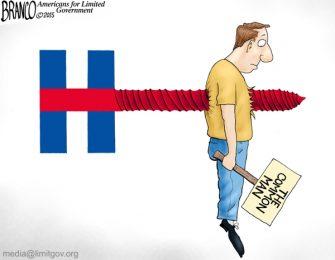 Hillary (Logo) Unveiled
