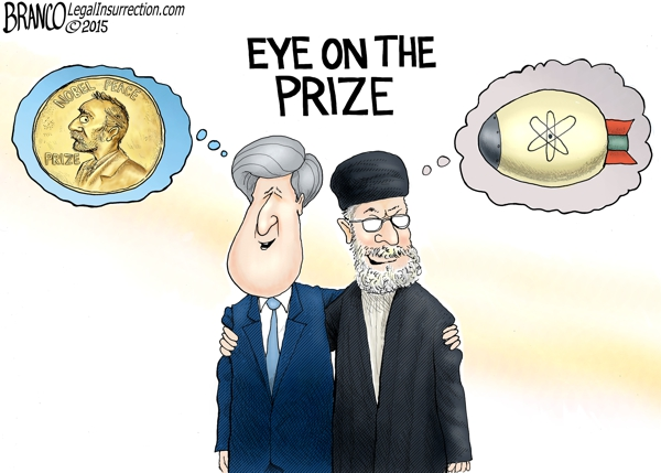 Kerry Nobel Prize