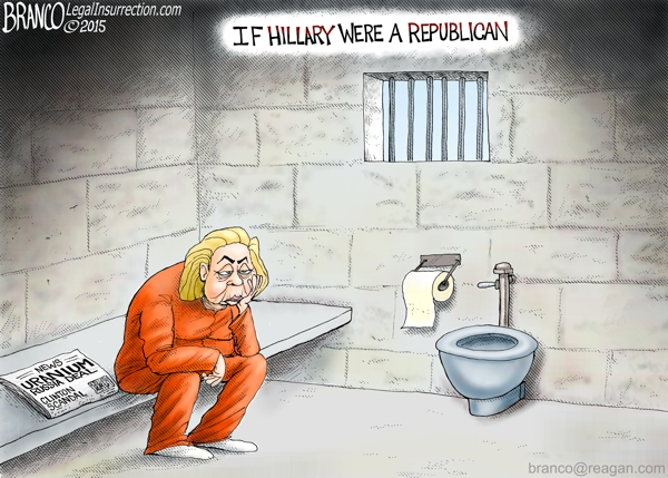 Hillary In Jail