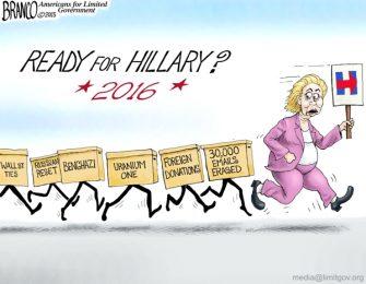 Run, Hillary, Run!