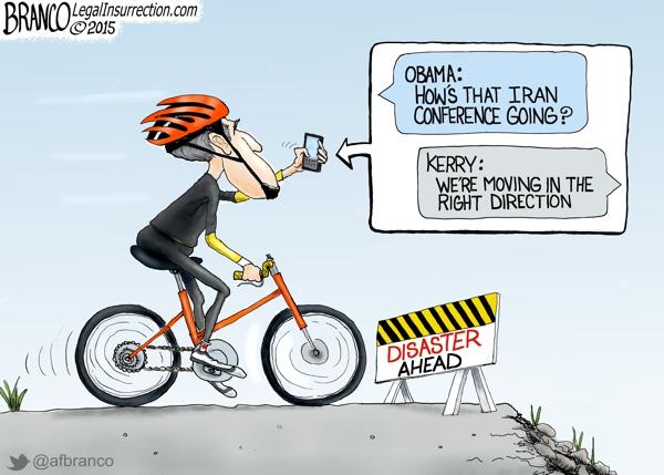 John Kerry Cycling