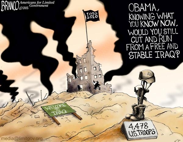Obama Iraq ISIS