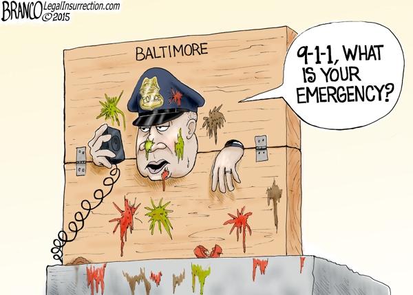 Baltimore 911