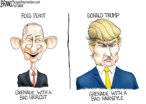 Trump Spoiler