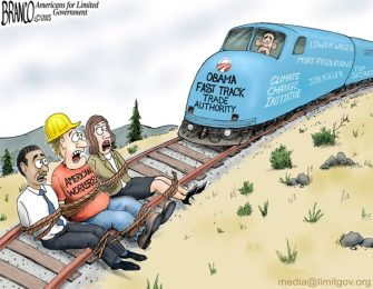 Obama Train
