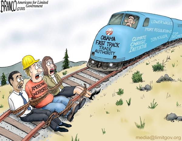 Obama Fast Track