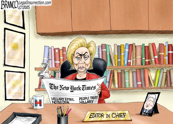 Hillary NY Times