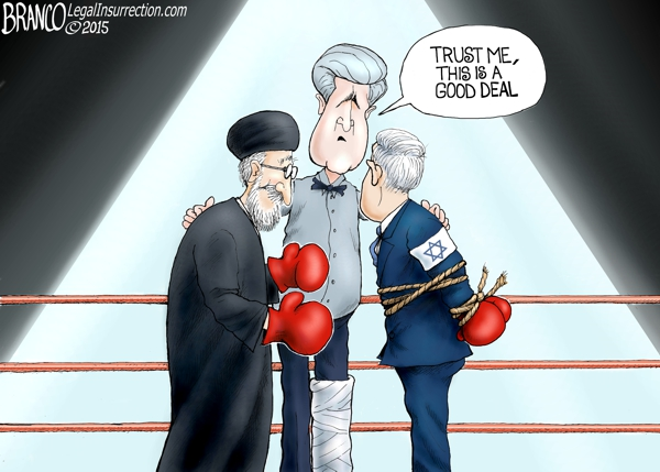 Israel Iran Deal