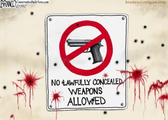 Friday Past Blast – Gun Free Zone