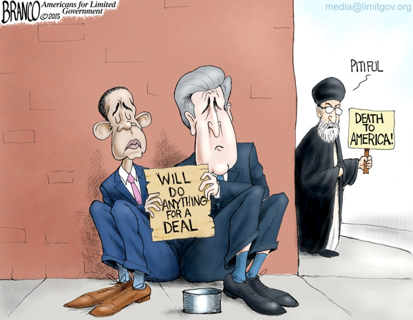 Obama Kerry Iran Deal