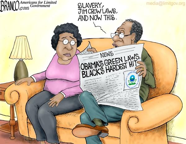 Green on Black Crime