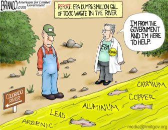 EPA Runs Through It