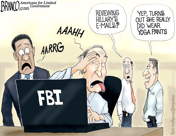 Hillary FBI Files