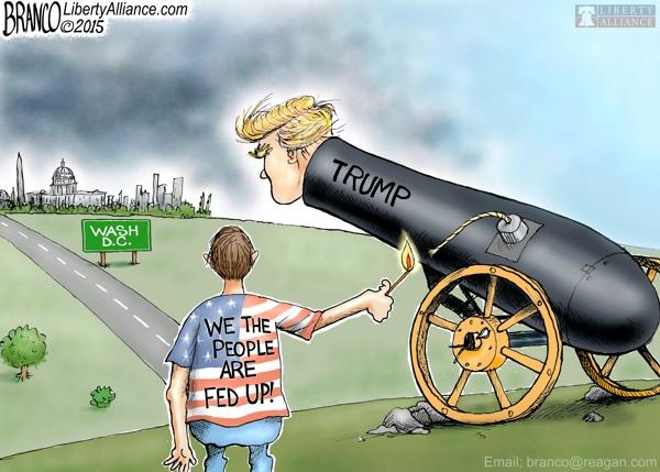 Trump Explodes