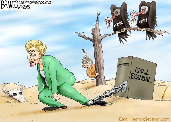 Hillary Polls Drop