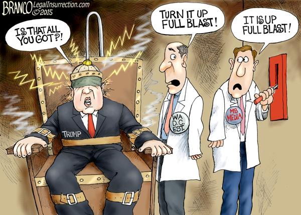 Trump vs Media