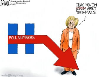Hillary Apology Tour