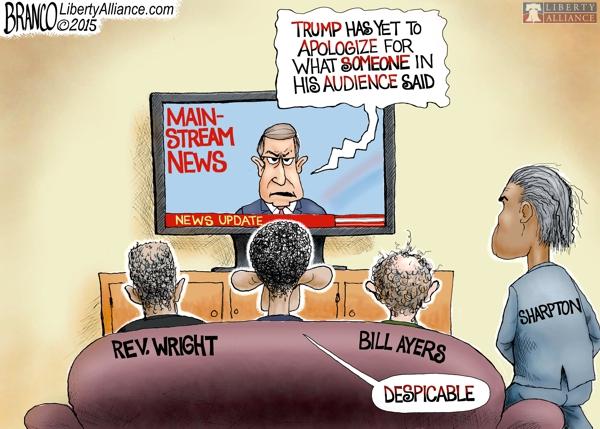 Trump Media Bias