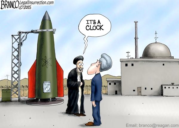 Iran Nuke Ticking