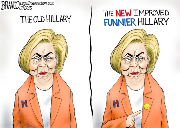 The New Hillary