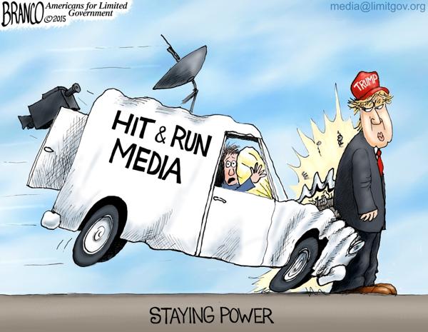 Trump Staying Power
