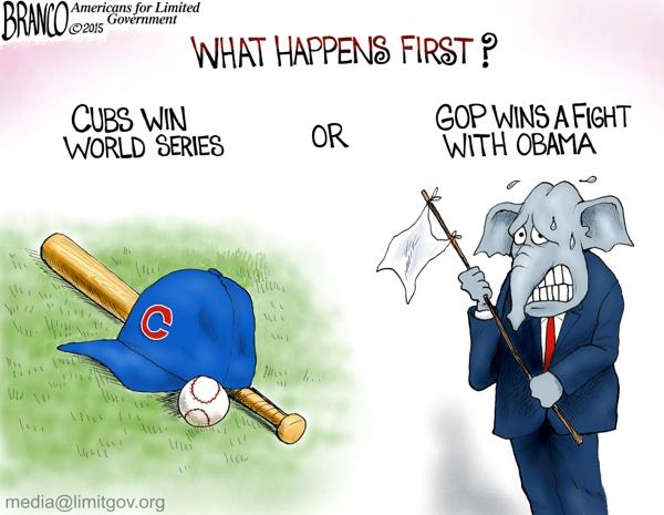 GOP vs Obama