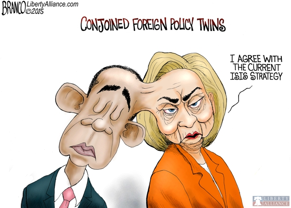 Obama Hillary Disaster