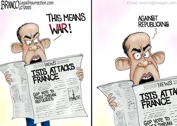 Obama's Enemy
