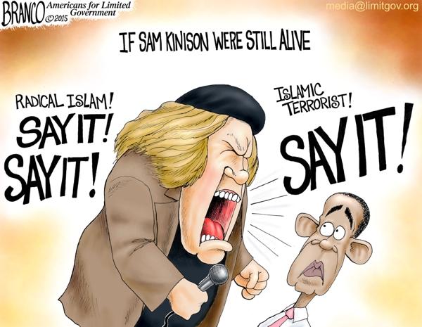 Say Radical Islam