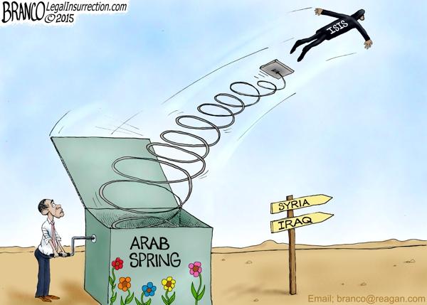 Arab Spring ISIS
