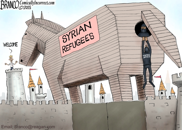 ISIS Trojan Horse