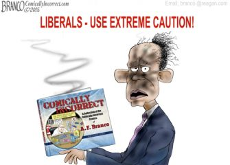 Liberals Beware!