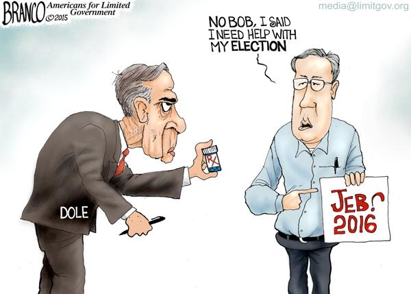 Jeb Campaign Trouble