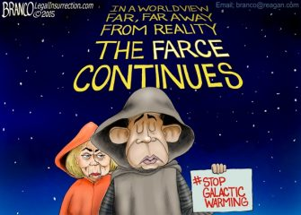 The Farce Is With Us