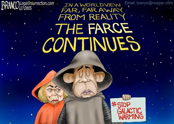 Galactic Farce
