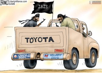 The ISIS Vote