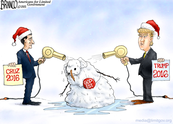GOP Meltdown