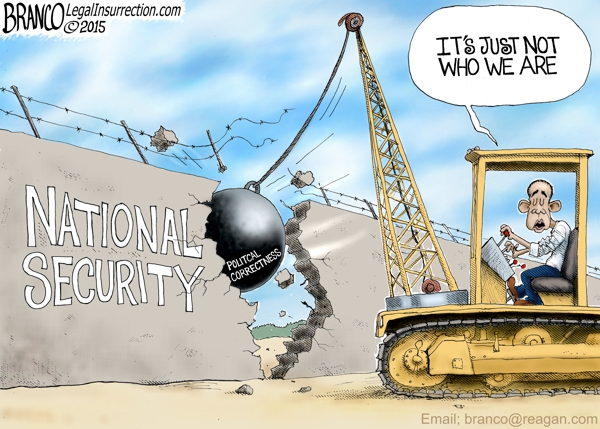 Crushing National Security