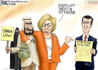 Hillary BFF