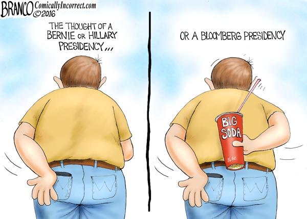 Bloomberg Presidency