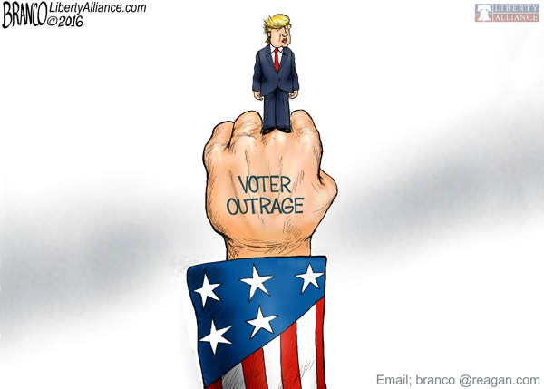 Voter Outrage