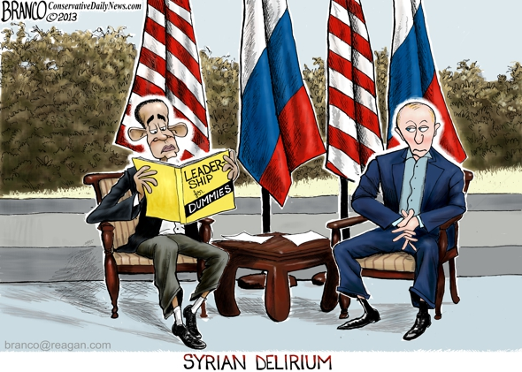 Obama Syrian Policy