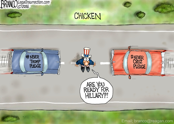 Political Chicken