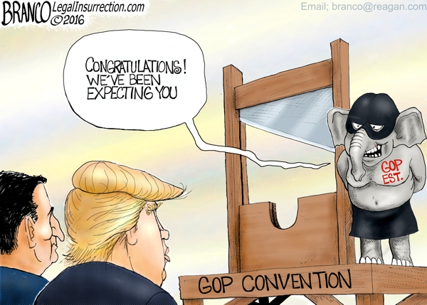 Contested Convention