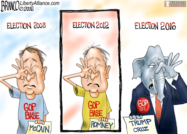 Hold Nose and Vote
