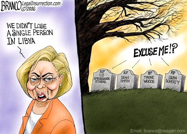 Hillary Benghazi Dead