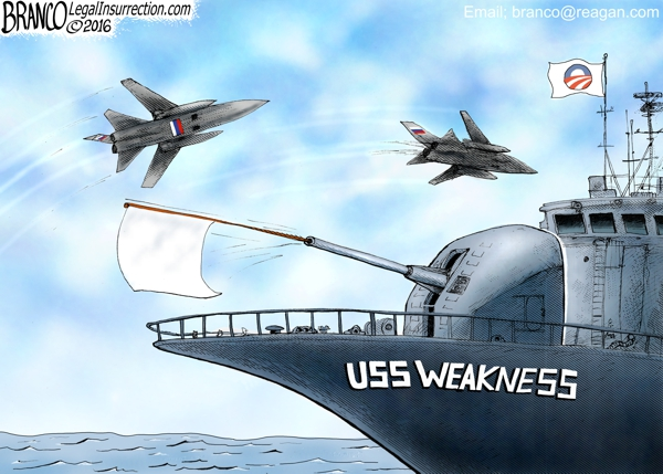 Russia Sees US as Weak