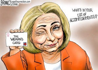 Hillary's Trump Card