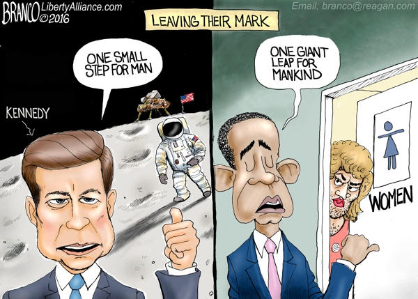 Obama Bathroom Legacy