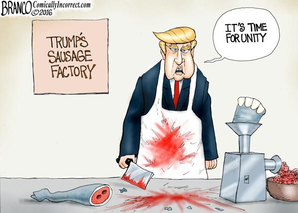 GOP Trump Unity